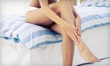 Laser Hair Removal on a Small, Medium, or Large Area, or Full Body at BA Med Spa & Weight Loss Center (Up to 83% Off)