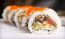 Japanese Food for Dinner for Two or Four at Samurai Sushi (Half Off)