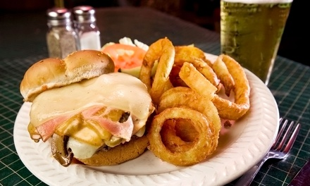American Food at PourHouse Grill (40% Off). Two Options Available.