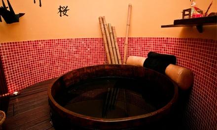 Nipon Spa Japonês — Telheiras: banho de ofurô por 14€ ou com massagem de relaxamento por 29€