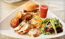 Locally Sourced Southern Food at Sweet Potato Cafe (Up to 60% Off). Five Options Available.