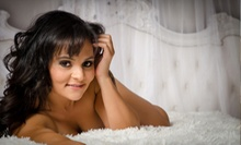 $79 for a Boudoir Photo Shoot with Wine or Champagne from Bill Barbosa Photography in Jupiter ($415 Value)