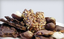 $14 for Chocolate and Wine Pairing Package for Two at Vintage Sweet Shoppe ($28 Value)