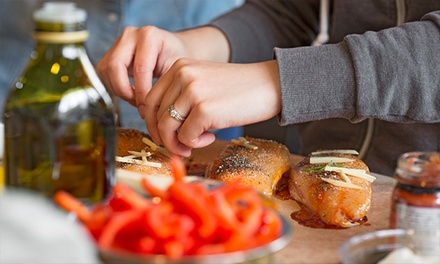 Cooking Class for One, Two, or Four at Great News! Cookware and Cooking School (Up to 54% Off)