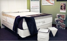 $199 for $550 Toward Visco Memory-Foam Mattresses at Cloudz Dream Boutique 