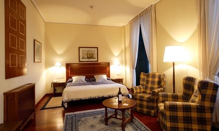 Pazo de Mendoza — Galiza: 1-2 noites para duas pessoas com pequeno-almoço, welcome gift e opção de refeição desde 39,95€