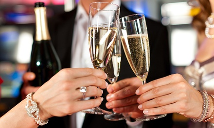 Champagne Flights and Appetizers for Two, or Bottle with Apps and Desserts at The Bubble Lounge (Up to 50% Off)