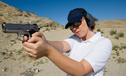 Concealed-Carry Class with Live-Fire Simulation Time for One or Two at Arizona Personal Defense (Up to 76% Off)
