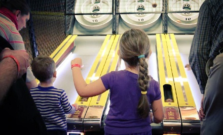 Four-Hour Indoor-Play Package for Two or Four Children, Valid Monday–Friday at Jak's Warehouse (Up to 53% Off)