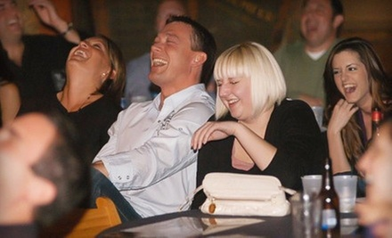 Comedy Show for Two or Four at Galway Hooker Pub and The Comedy Zone Lake Norman (Up to 53% Off)