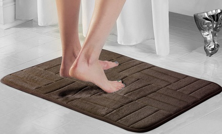Popular Bath Parquet Memory Foam Bath Rugs. Multiple Options Available. Free Returns.
