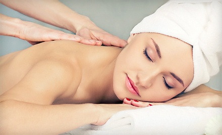 One or Two 60-Minute or One 90-Minute Massage with 15-Minute Foot Massage at All About U Day Spa (Up to 54% Off)