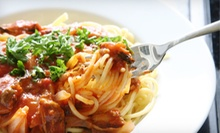 $12 for $24 Worth of Northern Italian Cuisine and Drinks at Vino E Pasta