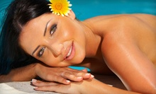 10 Sessions or One Month Unlimited Tanning on Standard or Super/Platinum Beds at Tan &amp; Spa (Up to 52% Off)