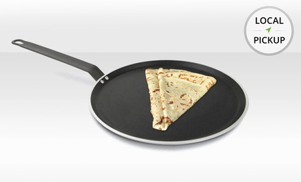 World Cuisine 10.25 In. Nonstick Aluminum Crepe Pan. Pick Up in Store at Northwestern Cutlery.
