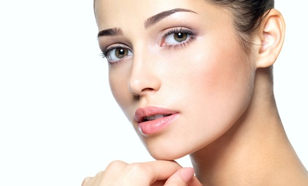 $167 for Permanent Upper and Lower Eyeliner or Permanent Brow Makeup at Stella Grace Beauty ($500 Value)