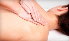 $49 for Three 30-Minute Therapeutic Massages at Elements Therapeutic Massage in Southpark ($147 Value)