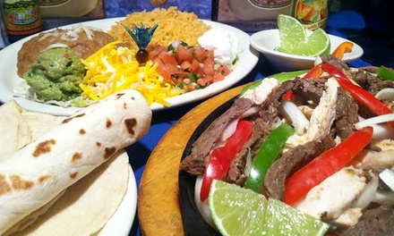 $11 for $20 Worth of Mexican Food at Campo Azul Bar & Grill