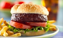 Burgers, Tex-Mex, and Pizza at Bobby McGee's (Up to 52% Off). Two Options Available.