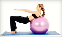 10 or 20 Pilates Sculpt, yoga, and Cardio Sculpt Classes at Strong Tower Pilates Studio (Up to 80% Off)