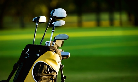 18-Hole Round of Golf for Two or Four with Cart at Williams Creek Golf Course (Up to 43% Off)