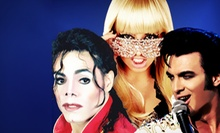 Tribute Royalty for One or Two with General-Admission or Preferred Seating at The V Theater (Up to 68% Off)