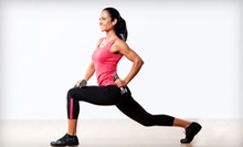 $49 for Four Weeks of Boot-Camp Classes at Michigan's Adventure Boot Camp for Women ($199 Value)
