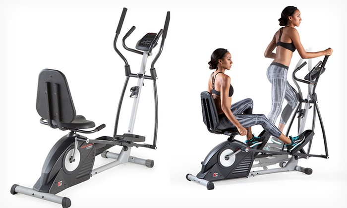 Proform hybrid cycle elliptical trainer groupon for Proform hybrid trainer