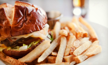 Burger Meal with Appetizers for Two or Four at The Union Chowder House (Up to 52% Off)