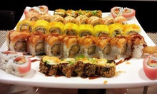 $10 for $20 Worth of Sushi at Sushi Village