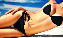 Mystic Spray Tans or UV Tanning at Hollywood Tans (Up to 76% Off). Two Options Available.