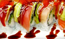 Sushi, Japanese Cuisine, and Drinks at Akari Japanese Restaurant (Up to 52% Off). Two Options Available.