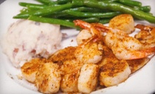 Seafood and Steak for Dinner or Lunch at The Wreckfish (Half Off)