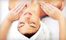 60-Minute Swedish or Deep-Tissue Massage at Affiliated Therapy Group Practice (51% Off)