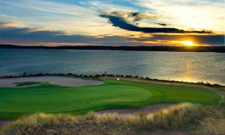 18-Hole Round of Golf for Two or Four at 12 Shores (Up to 57% Off)