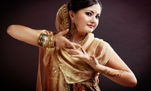 Bollywood-Style Workout or Dance Classes at Bollywood Shake (Up to 65% Off). Four Options Available.