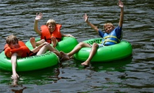 Tubing for Two or Four from Bucks County River Country, Inc. (Up to 52% Off)