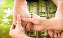 Up to 58% Off Reflexology at Life-Acceleration