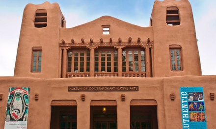 Visit for Two or Four Adults at IAIA Museum of Contemporary Native Arts (Up to 50% Off)
