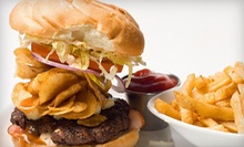 Pub-Fare Dinner for Two or Four or $15 for $30 Worth of Pub Fare at Tudor House Pub