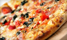 Two Visits for Pizza, Pasta, and Subs, or Five Pizzas at Mamma Mia Pizzeria (Up to 53% Off)