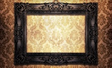 Custom Framing at Eastside Art Gallery (Up to 71% Off). Two Options Available.