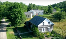 $10 for Family Day Pass for Two Adults and Four Youths to Lang Pioneer Village Museum ($20 Value)