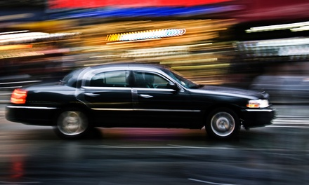 One-Way or Roundtrip Transportation to ONT in a Car or SUV from           Pilot Limousine Service (Up to 51% Off)