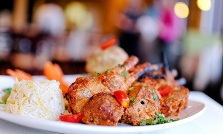 $22 for $40 Worth of Indian Fare Sunday–Thursday or Friday and Saturday at Bay Leaf Indian Cuisine