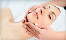 One or Three 60-Minute Custom Facials at Face to Face (Up to 52% Off) 