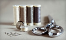 One-Time Sewing Class or Five-Week Introductory Sewing Program at Brooklyn Yarn Cafe (Up to 54% Off)