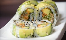 $12 for $25 Worth of Japanese Dinner at Fujimi Sushi and Japanese Steak House