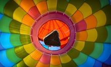 Ride in a Hot-Air Balloon for Two, Four, or Six from Air Ventures (Up to 48% Off)