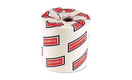 Boardwalk 2-Ply Bath Tissue; 96 Rolls